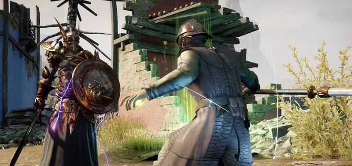 Масса нового геймплея Dragon Age: Inquisition