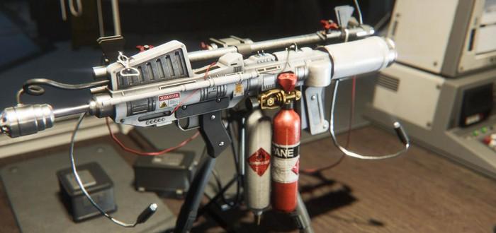 Гайд: где найти оружие в Alien: Isolation