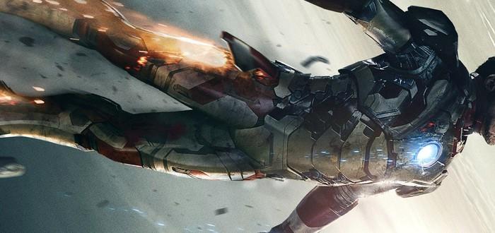 Роберт Дауни Мл. – Marvel анонсирует Iron Man 4