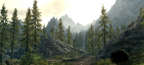 The Elder Scrolls V: Skyrim без единорогов – интервью