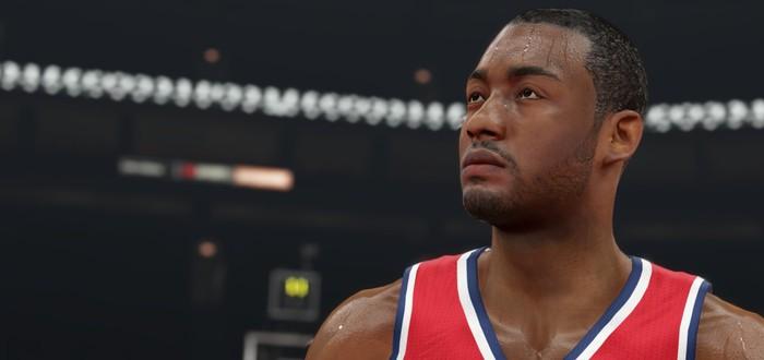Сканирование лица в NBA 2K15 и страшные последствия