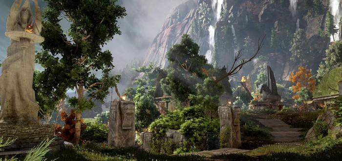 50 минут геймплея Dragon Age: Inquisition