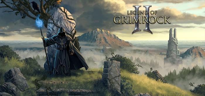 Первый обзор Legend of Grimrock 2