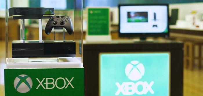 Продажи Xbox One превзошли PS4 за Сентябрь в США