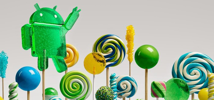 Google представила Android Lollipop