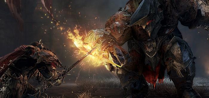 5 часов геймплея Lords of the Fallen