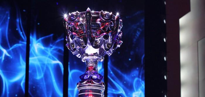 Samsung White — чемпионы мира по League of Legends 2014
