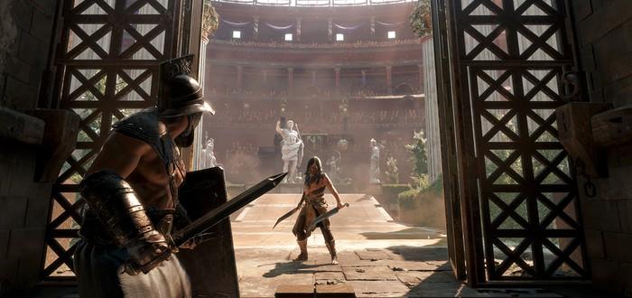 Ryse: Son of Rome получил награду за гейм-дизайн