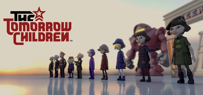 Альфа коммунистического PS4-эксклюзива The Tomorrow Children