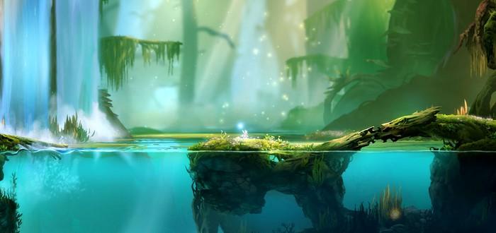 4 минуты геймплея Ori and the Blind Forest