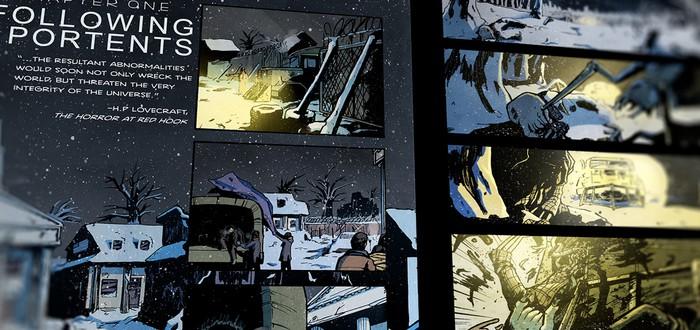 Фанаты создают комикс по Half-Life