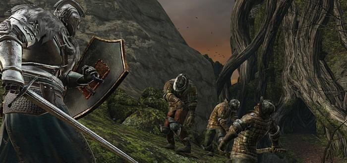 Мод Dark Souls 2 с видом от первого лица