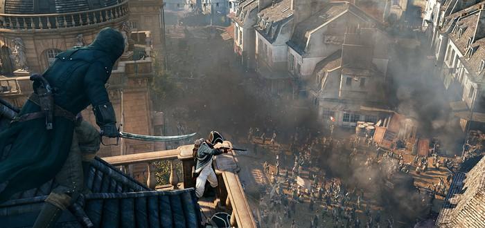 Assassin's Creed Unity на PC получит оптимизацию от Nvidia