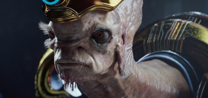 Кинематографический трейлер Halo 2