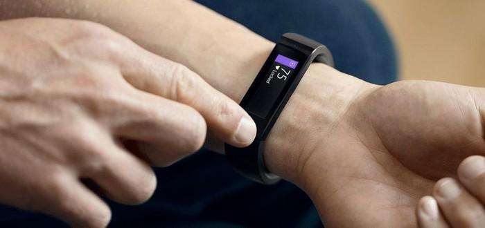 Microsoft представила умные часы / фитнес-трекер за $200