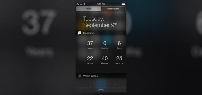 Приложение использует данные о физической активности предсказывая дату вашей смерти