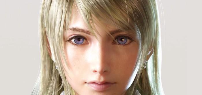 Технологическое демо и геймплей Final Fantasy XV