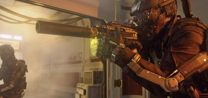 Трейлер зомби в Call of Duty: Advanced Warfare