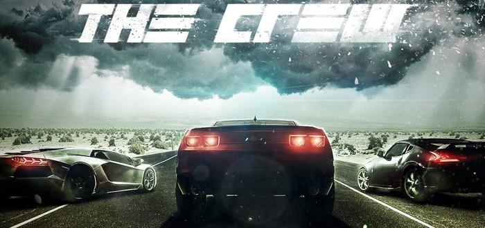 PC-версия The Crew с ультра-настройками и технологиями Nvidia