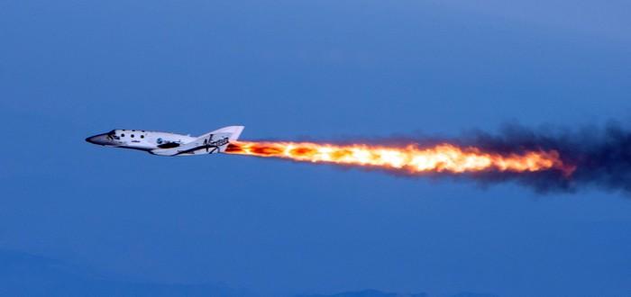 Крушение суборбитального космического корабля SpaceShipTwo
