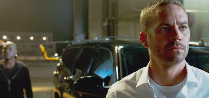 Первый трейлер Furious 7