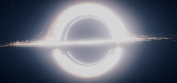 Как сделать черную дыру из Interstellar своими руками