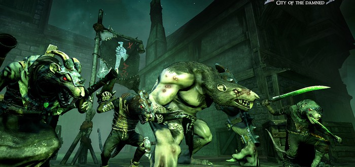 Тизер-трейлер Mordheim: City of the Damned