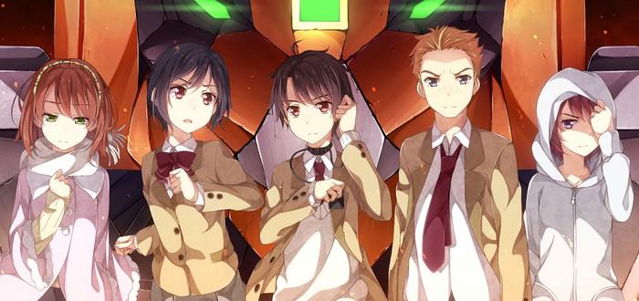 Краткая эволюция стилистики аниме