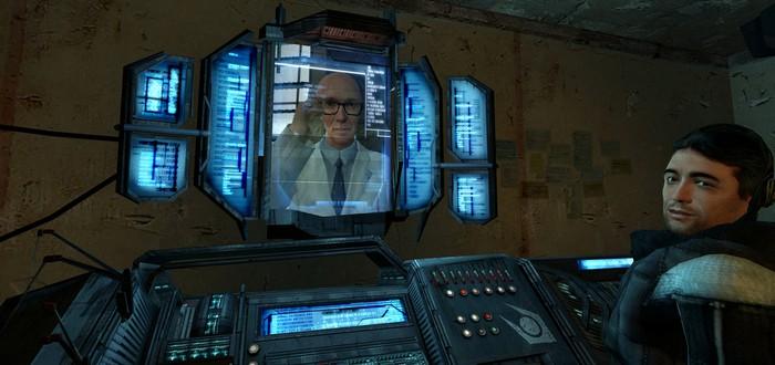Half-Life 2 в 8K разрешении