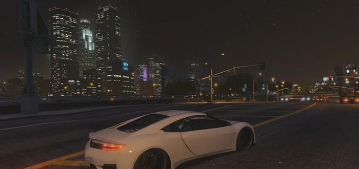 Скриншоты GTA 5 с Xbox One