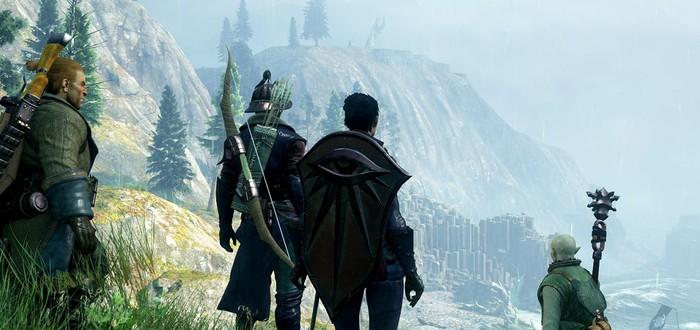 Сравнение графики Dragon Age: Inquistion на низких и ультра настройках