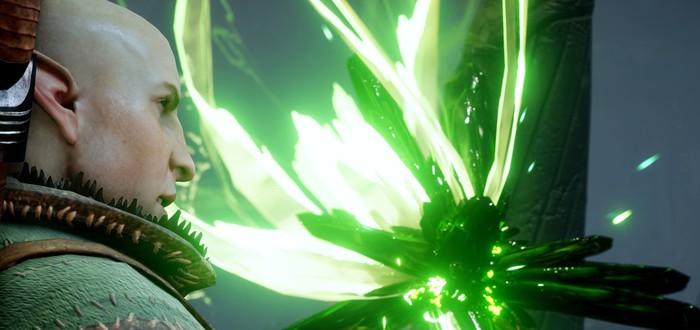 Релизный трейлер Dragon Age: Inquisition