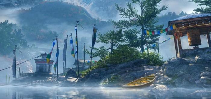 Удивительный Far Cry 4 без стрельбы