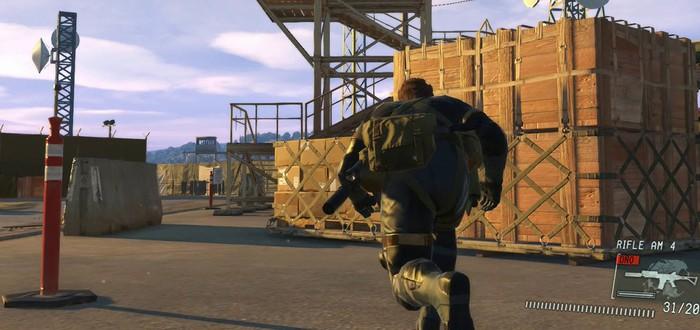 Официальные минимальные и рекомендуемые требования Metal Gear Solid: Ground Zeroes