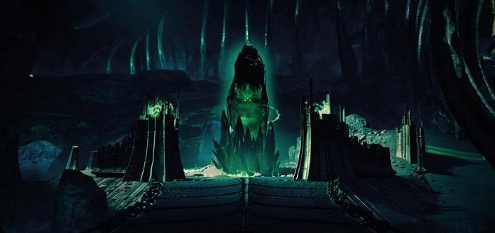 Кинематографический трейлер дополнения Destiny – The Dark Below