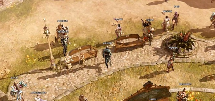 19 минут геймплея Lost Ark