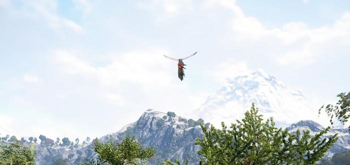 Чертовы птицы Far Cry 4