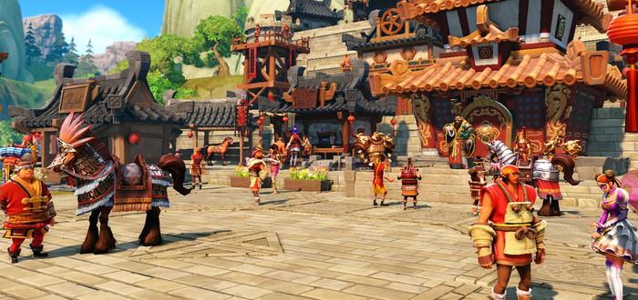 Пара геймплейных трейлеров Civilization Online