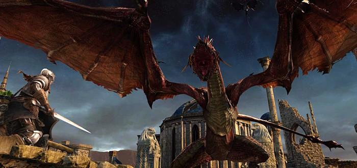 Скриншоты Dark Souls 2 на PS4 / Xbox One