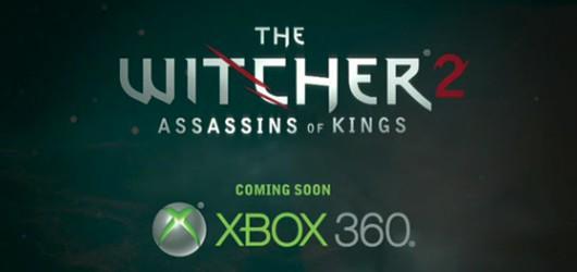 The Witcher 2 выйдет на Xbox 360