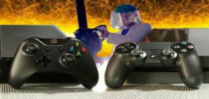 Как правильно сравнить PS4 и XBOX ONE