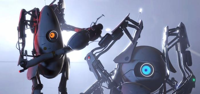 Самая любимая игра Steam – Portal 2