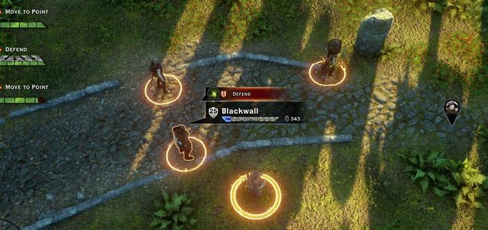 Модификация Dragon Age: Inquisition – классический изометрический вид и читы