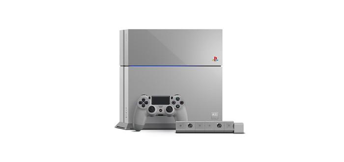 PlayStation исполнилось 20 лет – эксклюзивная модель PS4