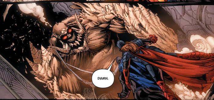 Слух: Думсдэй появится в Batman v. Superman и другие подробности