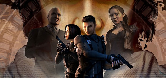 Noise Marines: Syphon Filter series
