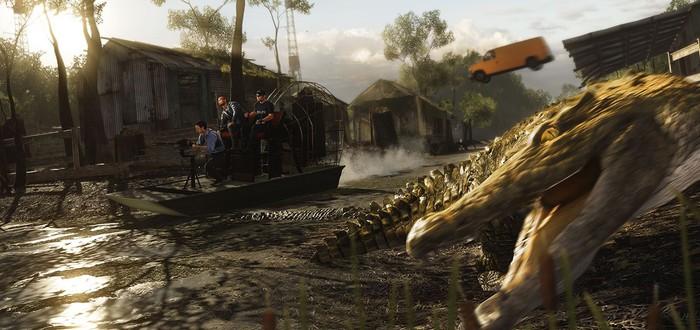 Мультиплеерный трейлер Battlefield Hardline – охота на Аллигаторов