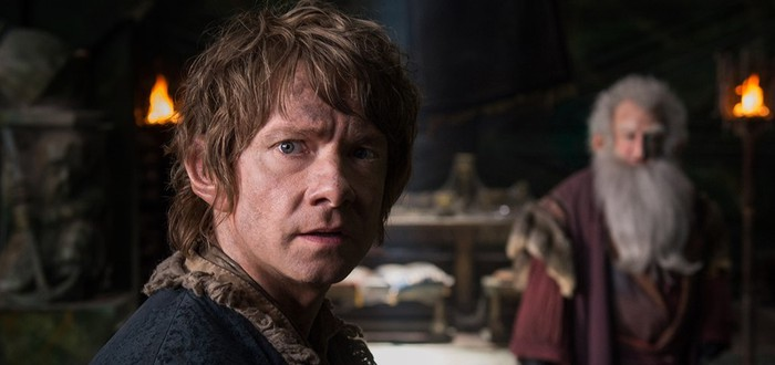 Новые кадры The Hobbit: The Battle of the Five Armies