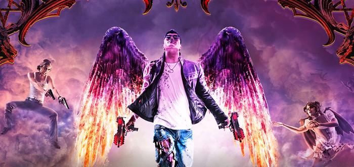 Мьюзикл Saints Row: Gat out of Hell