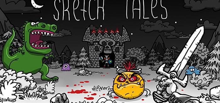 """""""Sketch Tales"""" – Невероятный пример жертвоприношения ради любви к своему делу."""